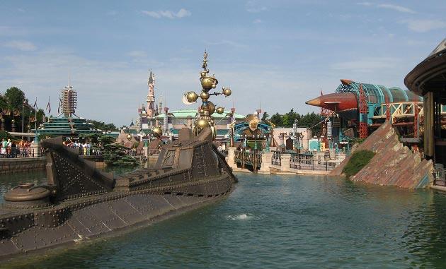 Discoveryland, Disneyland Paris
