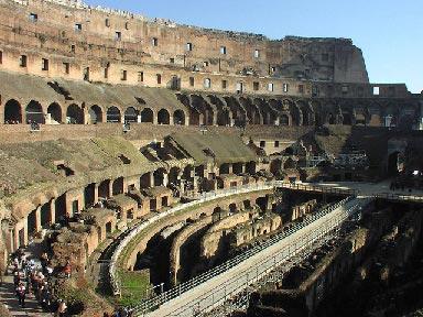turister i rom