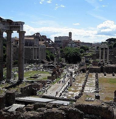 Bydele i Rom