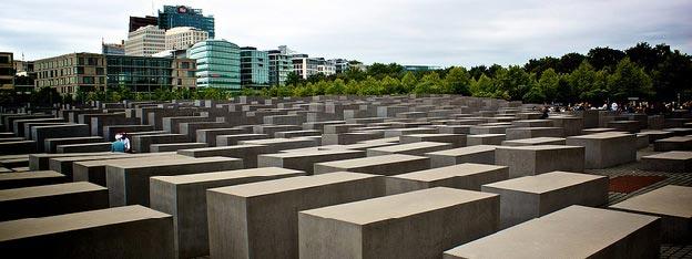 Holocaust Mindesmærket, Berlin