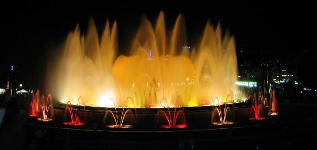 Font Magica – det magiske springvand i Barcelona