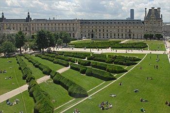 Tuilerie haven
