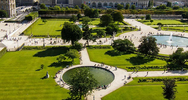 Tuileries haven