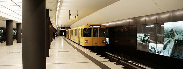 U-Bahn i Berlin