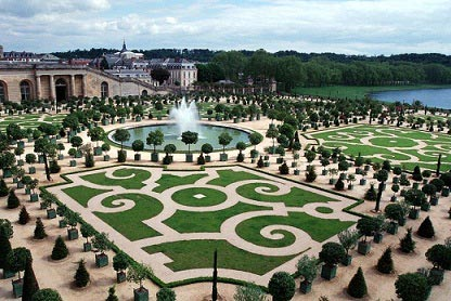 Versailles, haven, Paris