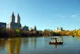 Central Park, oplevelser, New York