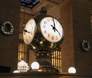 Grand Central, ur, New York