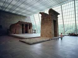 Tempel of Dendur, New York
