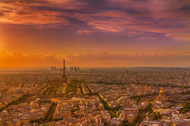 De bedste seværdigheder i Paris