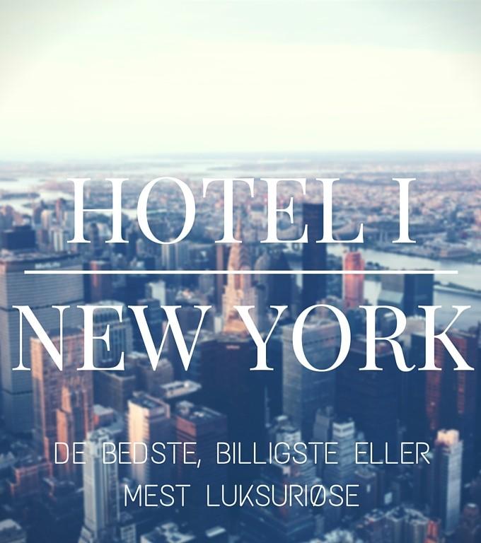 Hotel i New York