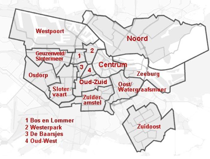 Hvor Skal Man Bo I Amsterdam De Tre Bedste Omrader Og Det Du