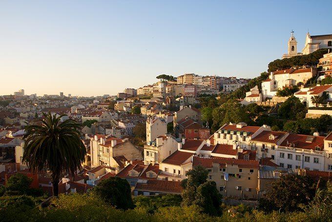 Hvor skal man bo i Lissabon?