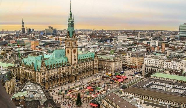 Hvor skal man bo i Hamburg - centrum
