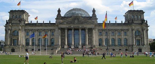 Rigsdagen, Berlin